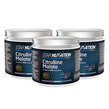 3 x Citrulline Malate, 250 g