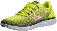 Nike Free Run Distance Shield Miehet juoksukengät , punainen, Miesten kengät