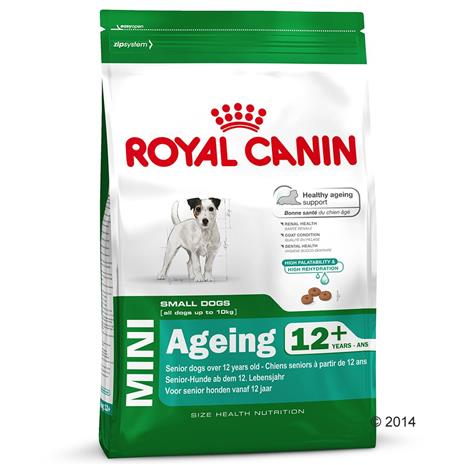 Royal Canin Mini Ageing 12+ - säästöpakkaus: 2 x 3,5 kg