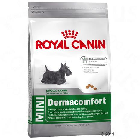Royal Canin Health Nutrition Dermacomfort Mini - säästöpakkaus: 2 x 4 kg