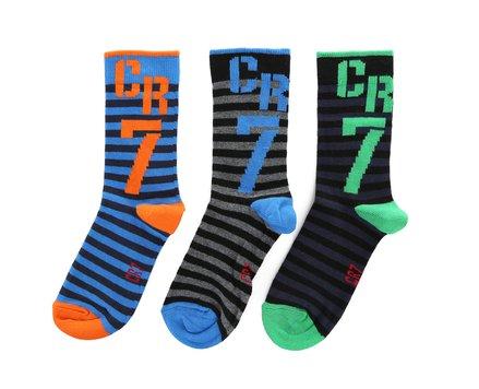 CR7 Boys socks 3-pack