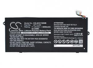 Acer Chromebook CS-ACC720NB, kannettavan tietokoneen akku