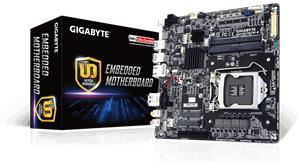 Gigabyte GA-H110TN-E, emolevy