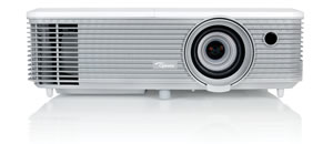 Optoma W345, videotykki