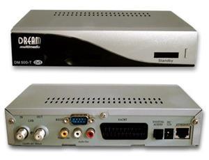 Dreambox DM 500S, digiboksi