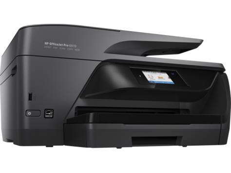 HP OfficeJet Pro 6970, tulostin