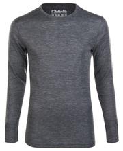 Mols Cornell Wool Basic miesten merinovilla kerraston paita