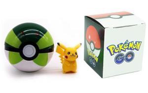 Pokemon Go - Pokeball - Park Ball + Figur