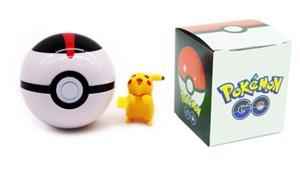 Pokemon Go - Pokeball - Timer Ball + Figur