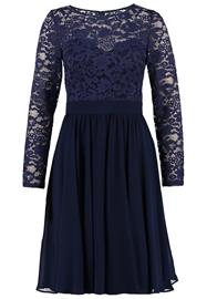 Young Couture by Barbara Schwarzer Juhlamekko blue