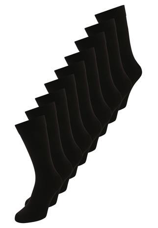 Zalando Essentials 9 PACK Sukat black