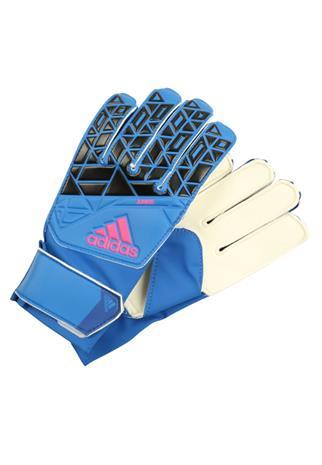 adidas Performance ACE JUNIOR Maalivahdin hanskat blue/cblack/white