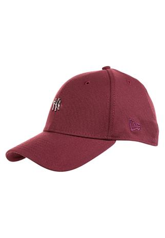 New Era 39THIRTY Lippalakki dark red