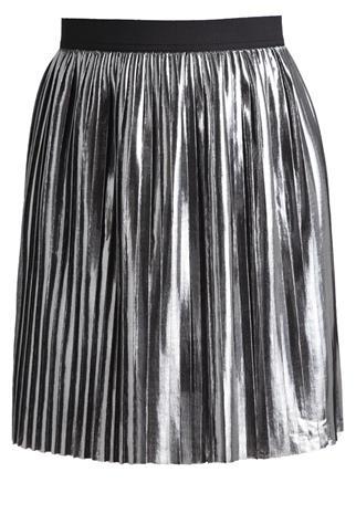 ONLY ONLLUCILE Alinjainen hame silver