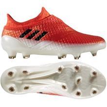 adidas Messi 16+ PureAgility FG/AG Red Limit - Punainen/Musta/Valkoinen Lapset ENNAKKOTILAUS