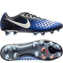 Nike Magista Opus II FG Dark Lightning Pack - Musta/Valkoinen/Sininen