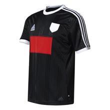 adidas Pelipaita Tango - Musta/Valkoinen/Punainen