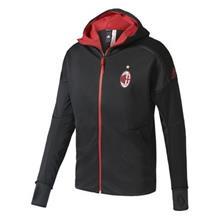 AC Milan Huppari Anthem Z.N.E. - Musta/Punainen ENNAKKOTILAUS