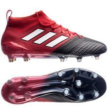 adidas ACE 17.1 Primeknit FG/AG Red Limit - Punainen/Valkoinen/Musta