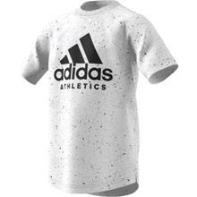 adidas T-paita Printed - Valkoinen/Musta Lapset