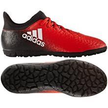 adidas X 16.3 TF Red Limit - Punainen/Valkoinen/Musta Lapset