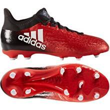 adidas X 16.1 FG/AG Red Limit - Punainen/Valkoinen/Musta Lapset