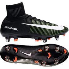 Nike Mercurial Superfly V SG-PRO Dark Lightning Pack - Musta/Valkoinen/Vihreä