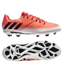 adidas Messi 16.1 FG/AG Red Limit - Punainen/Musta/Valkoinen Lapset ENNAKKOTILAUS