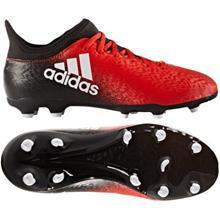 adidas X 16.3 FG/AG Red Limit - Punainen/Valkoinen/Musta Lapset