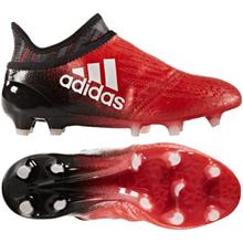 adidas X 16+ PureChaos FG/AG Red Limit - Punainen/Valkoinen/Musta Lapset