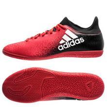 adidas X 16.3 IN Red Limit - Punainen/Valkoinen/Musta