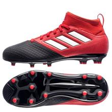 adidas ACE 17.3 Primemesh FG/AG Red Limit - Punainen/Valkoinen/Musta Lapset