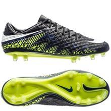 Nike Hypervenom Phinish FG Dark Lightning Pack - Musta/Valkoinen/Neon/Sininen