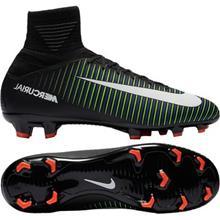 Nike Mercurial Superfly V FG Dark Lightning Pack - Musta/Valkoinen/Vihreä Lapset