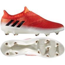 adidas Messi 16+ PureAgility FG/AG Red Limit - Valkoinen/Musta/Punainen