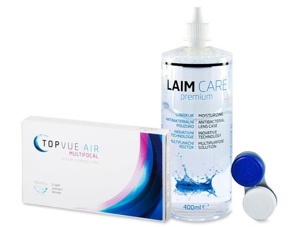 Air Multifocal (3 kpl)