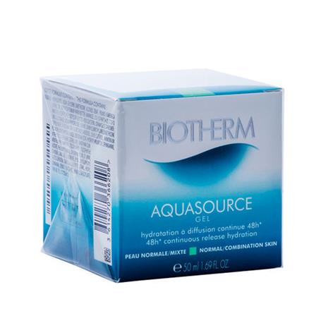Biotherm Aquasource Gel 48h Release Hydration normal and mxied skin 50ml
