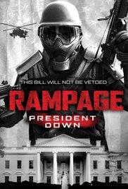 Rampage: President Down (2016), elokuva