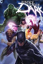 Justice League Dark (2017), elokuva