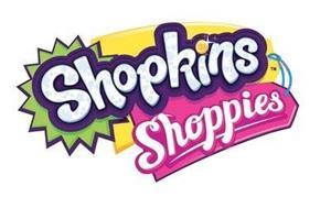 Shoppies Pullout Poster Book (Shopkins: Shoppies) (Inc. Scholastic), kirja