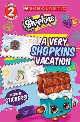 A Very Shopkins Vacation (Shopkins) (Jenne Simon), kirja