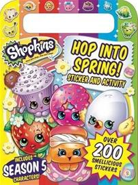 Shopkins Hop Into Spring! (Sizzle Press), kirja