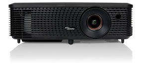 Optoma S341, videotykki
