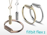 Fitbit Flex 2, aktiivisuusrannekkeen asusteet