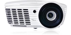 Optoma W415e, videotykki