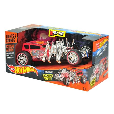 Hot Wheels - Extreme Action - Light and Sound - Scorpedo (90511)