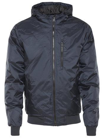 Shine Ripstop Jacket Cold Navy