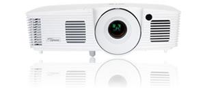 Optoma X316ST, videotykki