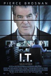 I.T. (2016, Blu-Ray), elokuva