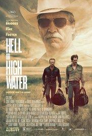 Hell or High Water (2016, Blu-Ray), elokuva